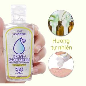 Gel rửa tay khô L'Affair diệt khuẩn chai 60ml