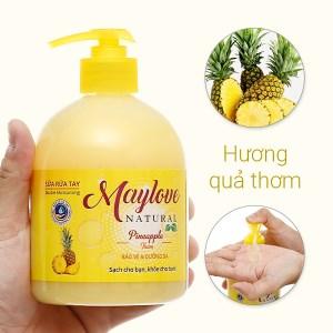 Sữa rửa tay Maylove hương quả thơm chai 500ml