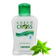 Nước rửa tay khô Green Cross hương Trà Xanh chai 100ml