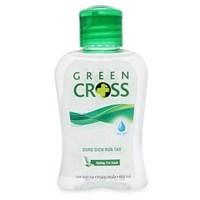 Dung dịch rửa tay Green Cross hương Trà Xanh 100ml