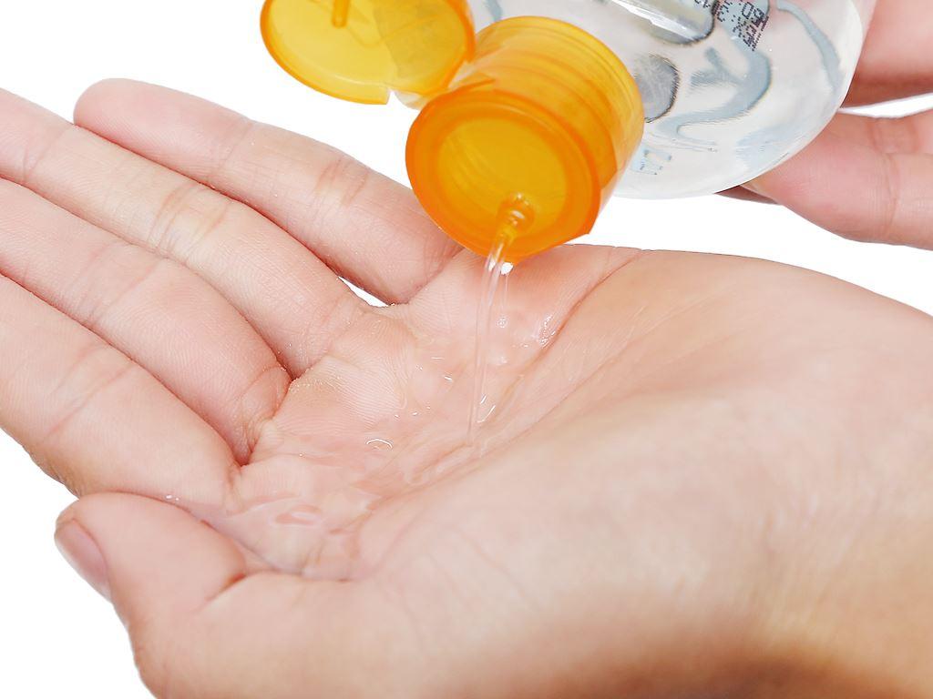 Dung dịch rửa tay khô Green Cross hương dưa táo chai 250ml 6