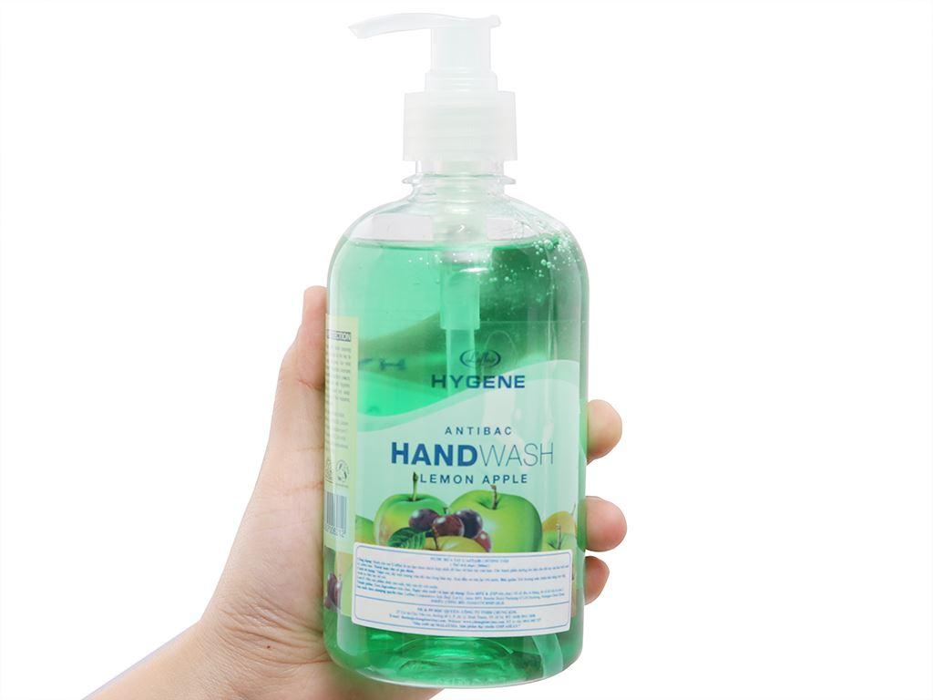 Nước rửa tay L'Affair dưỡng da hương táo chanh chai 500ml 3