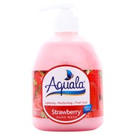 Sữa rửa tay Aquala Strawberry chai 500ml