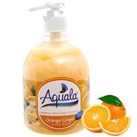 Sữa rửa tay Aquala hương cam chai 500ml