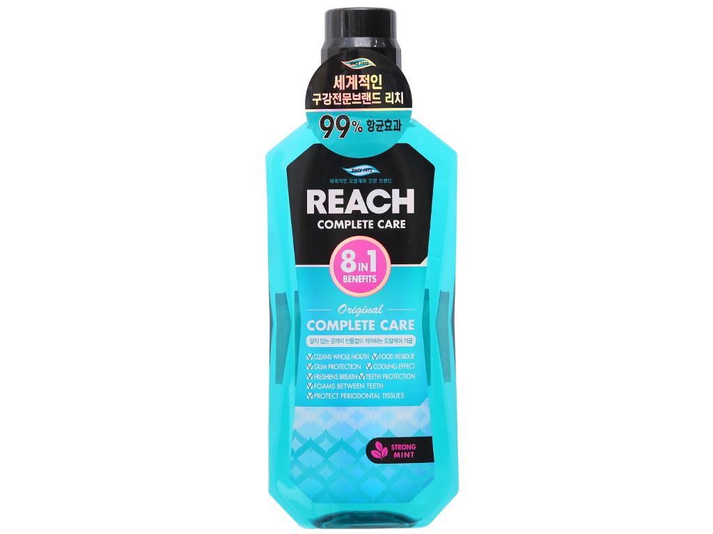 Nước súc miệng REACH Original Complete Care chăm sóc toàn diện 760ml 2