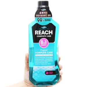 Nước súc miệng REACH Original Complete Care chăm sóc toàn diện 760ml