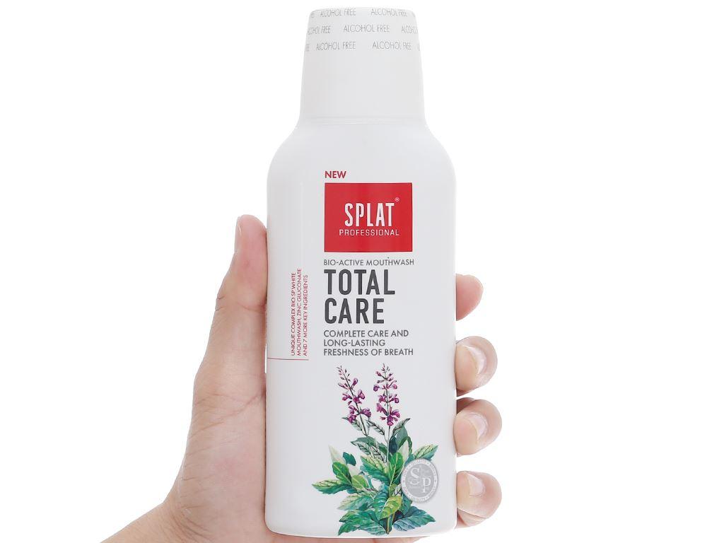 Nước súc miệng thảo mộc Splat chăm sóc toàn diện 275ml 4