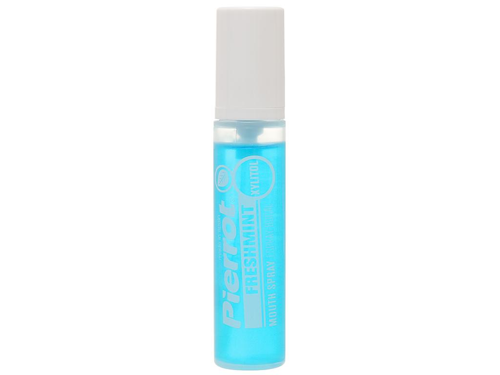 Nước xịt thơm miệng Pierrot Mouth Spray 10ml 4