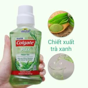 Nước súc miệng Colgate Plax Fresh Tea 250ml