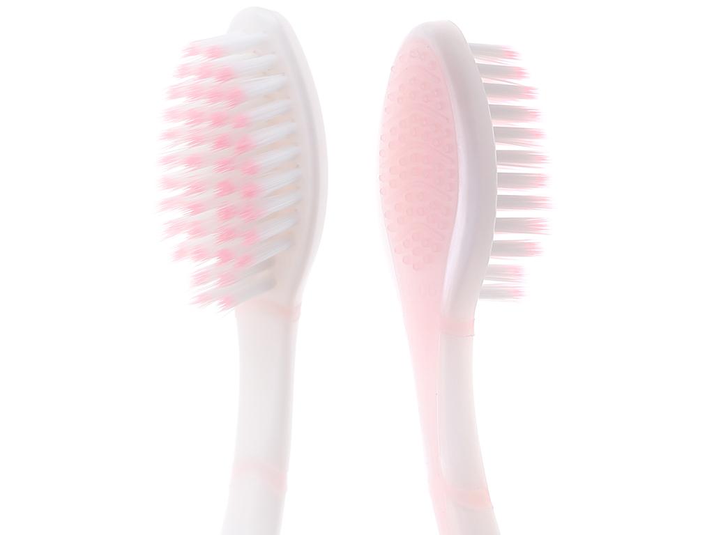 Bàn chải P/S lông tơ siêu mềm mảnh cho răng ê buốt 4