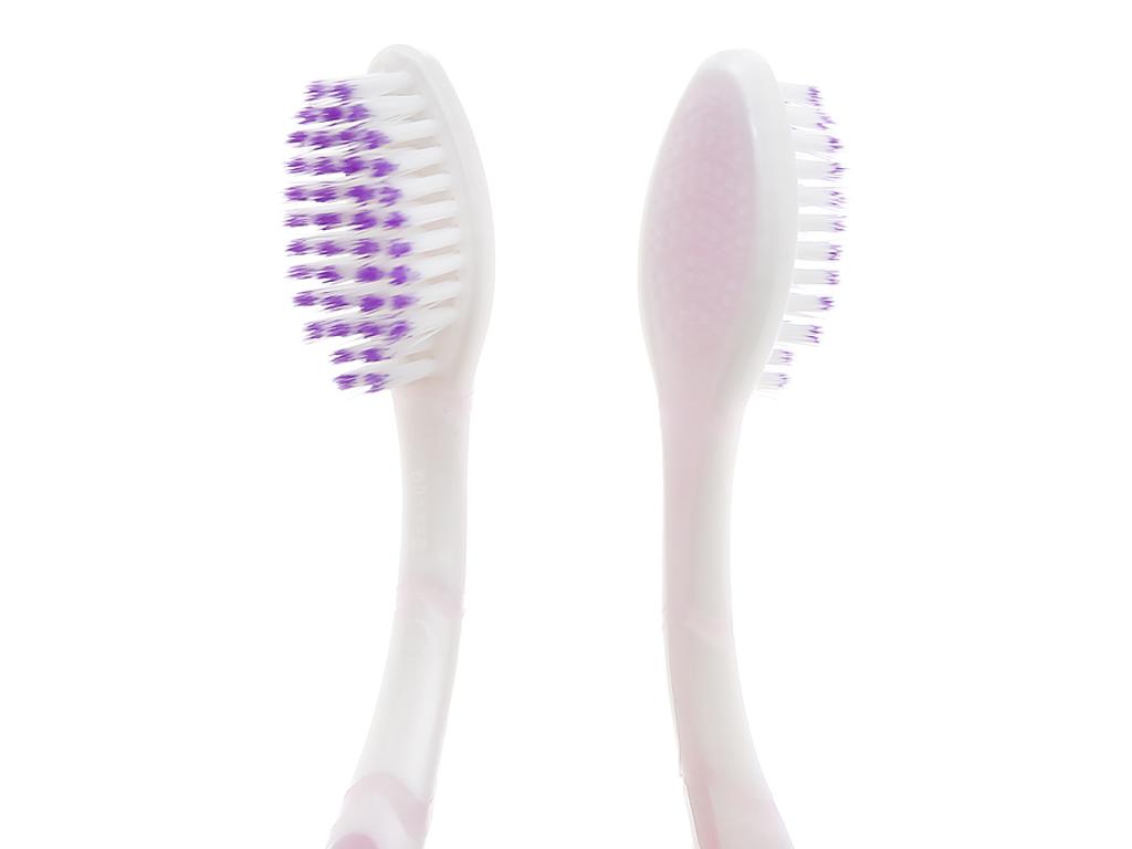 Bàn chải đánh răng P/S lông tơ siêu mềm mảnh cho răng ê buốt (giao màu ngẫu nhiên) 9