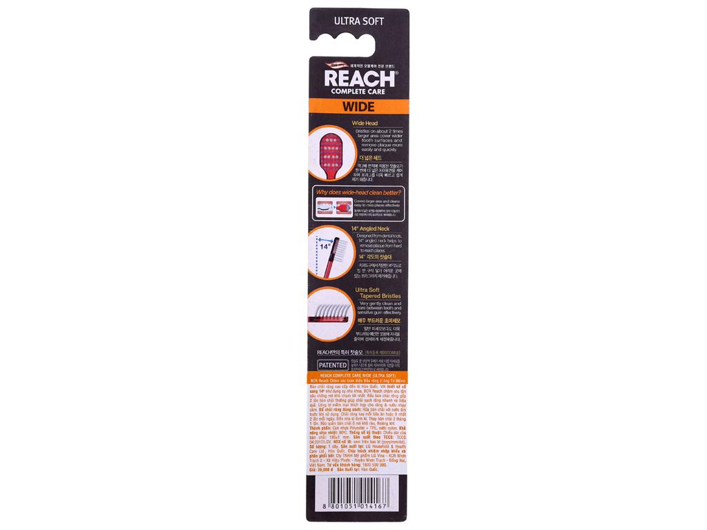 Bàn chải REACH Wide lông siêu mềm 3