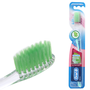 Bàn chải Oral-B Trà xanh lông tơ siêu mềm