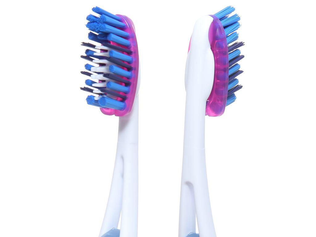 Bộ 3 bàn chải Oral-B 3D White lông mềm 3