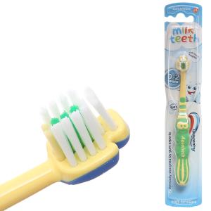 Bàn chải cho bé 0-2 tuổi Aquafresh Milk teeth lông mềm