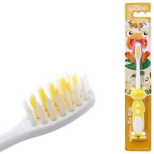 Bàn chải đánh răng cho bé Bee Nano Silver