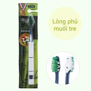 Bàn chải đánh răng Bamboo Salt lông tơ mềm mại chăm sóc nướu