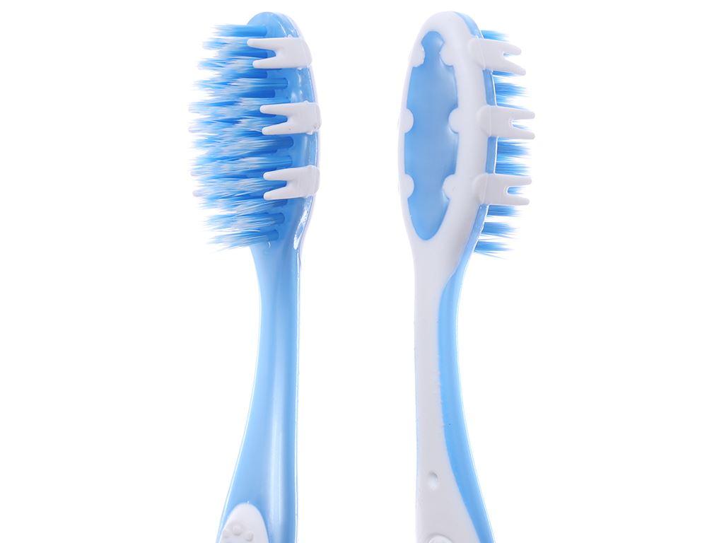 Bộ 2 bàn chải lông mềm Oral-Clean Gum Care Extra Soft 4