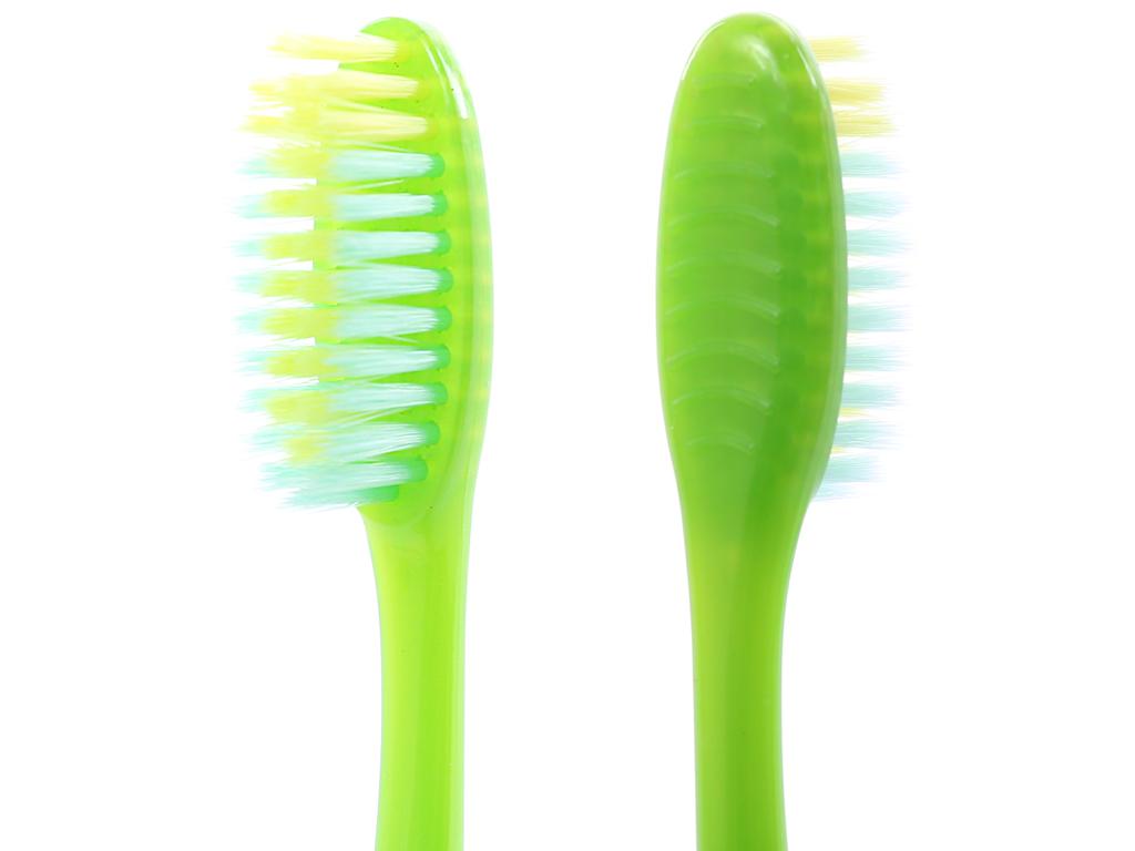Bộ 3 bàn chải lông mềm Oral-Clean Confidence Extra Soft (mua 3 tặng 1) 4
