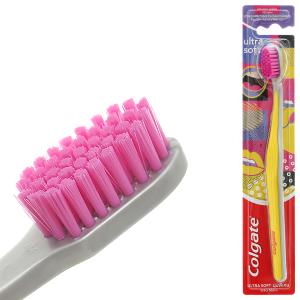 Bàn chải đánh răng Colgate Ultra Soft siêu mềm