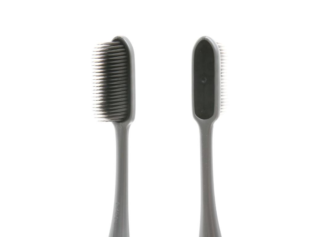 Bộ 2 bàn chải đánh răng Colgate SlimSoft Flex Clean Charcoal (giao màu ngẫu nhiên) 3