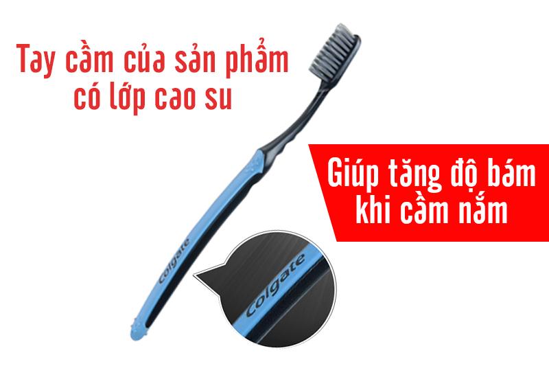 Bàn chải đánh răng Colgate Lông chải siêu mảnh <0,01mm