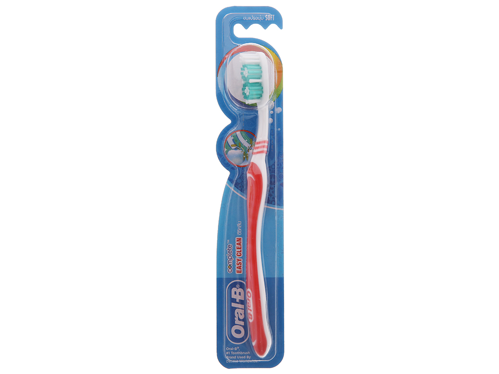 Bàn chải Oral-B Easy Clean lông mềm 2