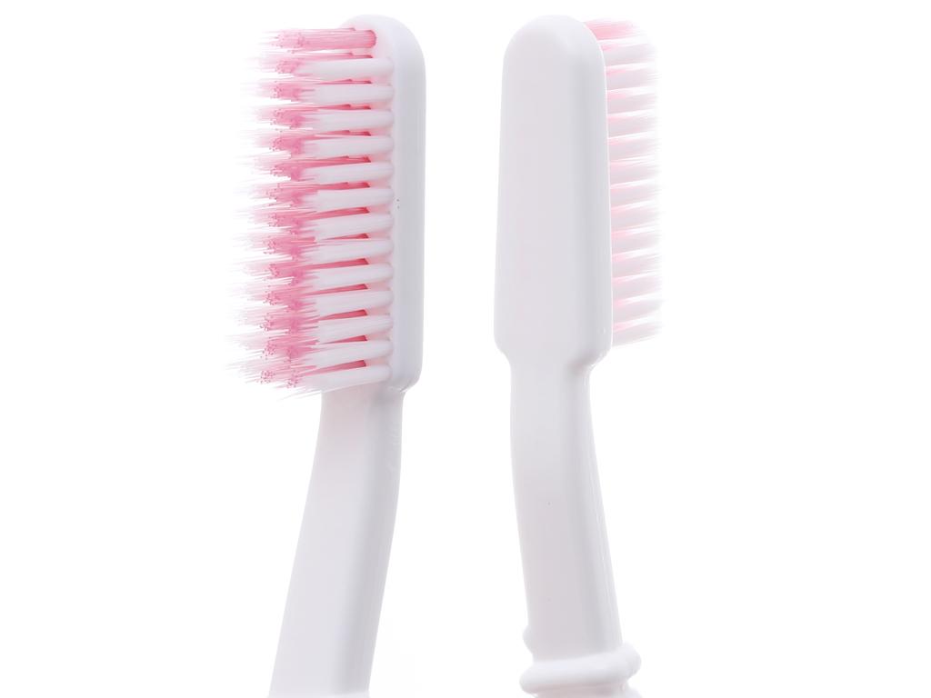 Bàn chải Perioe Anti Plaque lông tơ dài và mềm 4