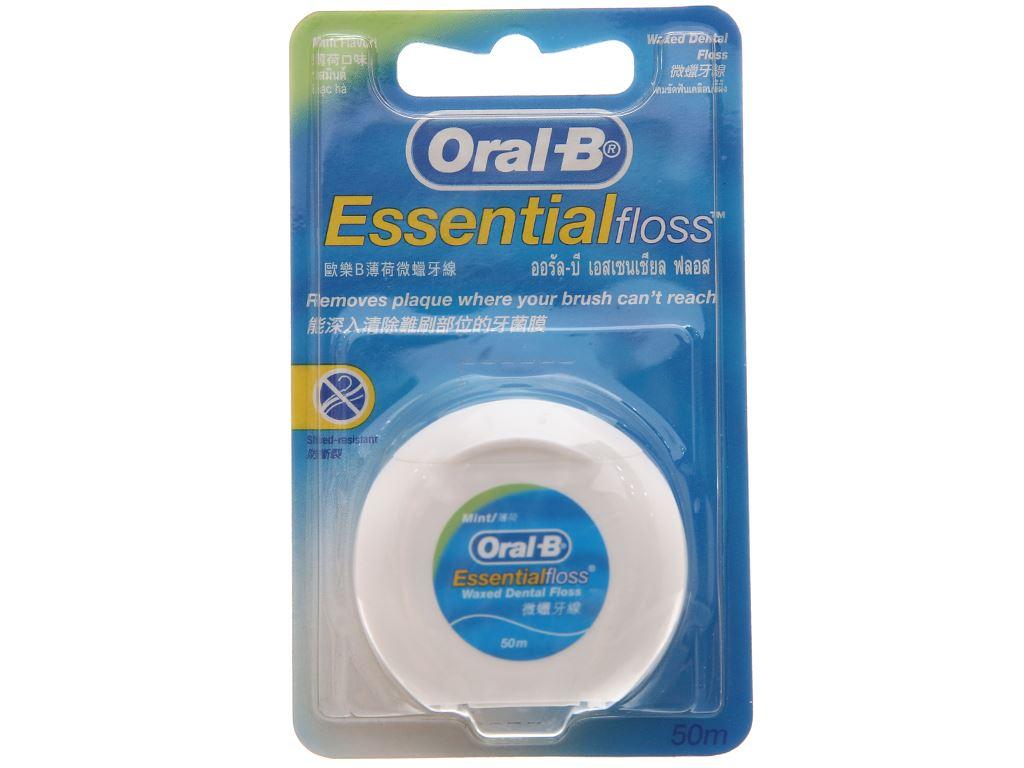 Chỉ nha khoa Oral-B 50m 2