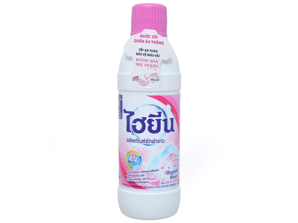 Nước tẩy quần áo trắng Hygiene 250ml 1