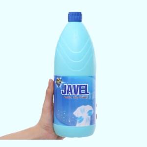 Nước tẩy quần áo trắng Swat Javel 1.2kg