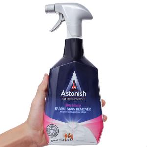 Nước tẩy cổ & tay áo Astonish Rose & Peony 750ml