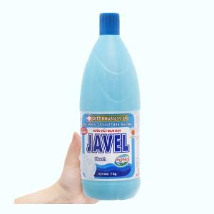 Nước tẩy quần áo trắng Mỹ Hảo Javel 1kg