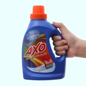 Nước tẩy quần áo màu AXO hương tươi mát 800ml