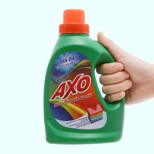 Nước tẩy quần áo màu AXO hương thông xanh 800ml