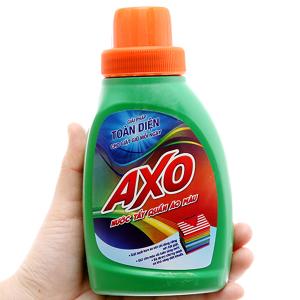 Nước tẩy quần áo màu AXO hương thông xanh 400ml