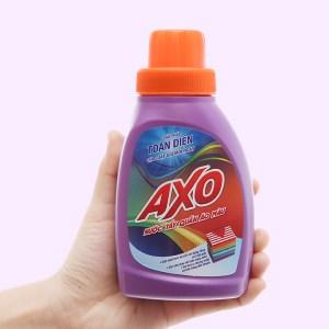 Nước tẩy quần áo màu AXO hương lavender 400ml