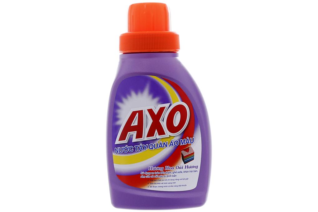 Nước tẩy quần áo AXO hương oải hương 400 ml giá rẻ