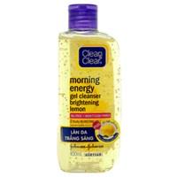 Gel rửa mặt Clean & Clear Morning Energy Gel Cleanser Brightening 100ml