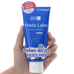Kem rửa mặt Hada Labo dưỡng trắng 80g