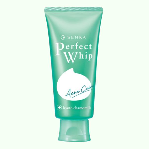 Sữa rửa mặt dành cho da mụn Senka 100g