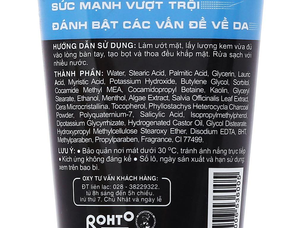 Kem rửa mặt đa tác động Oxy Multi Action 100g 99