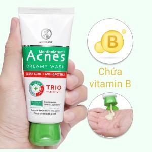 Kem rửa mặt Acnes ngăn ngừa mụn 50g