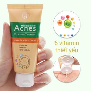 Kem rửa mặt Vitamin Acnes sáng da mờ sẹo và vết thâm 50g