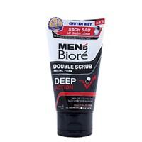 Sữa rửa mặt Men's Biore Sạch sâu lỗ chân lông 100g