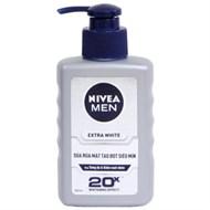 Sữa rửa mặt Nivea Men Sáng da và kiểm soát nhờn 100ml