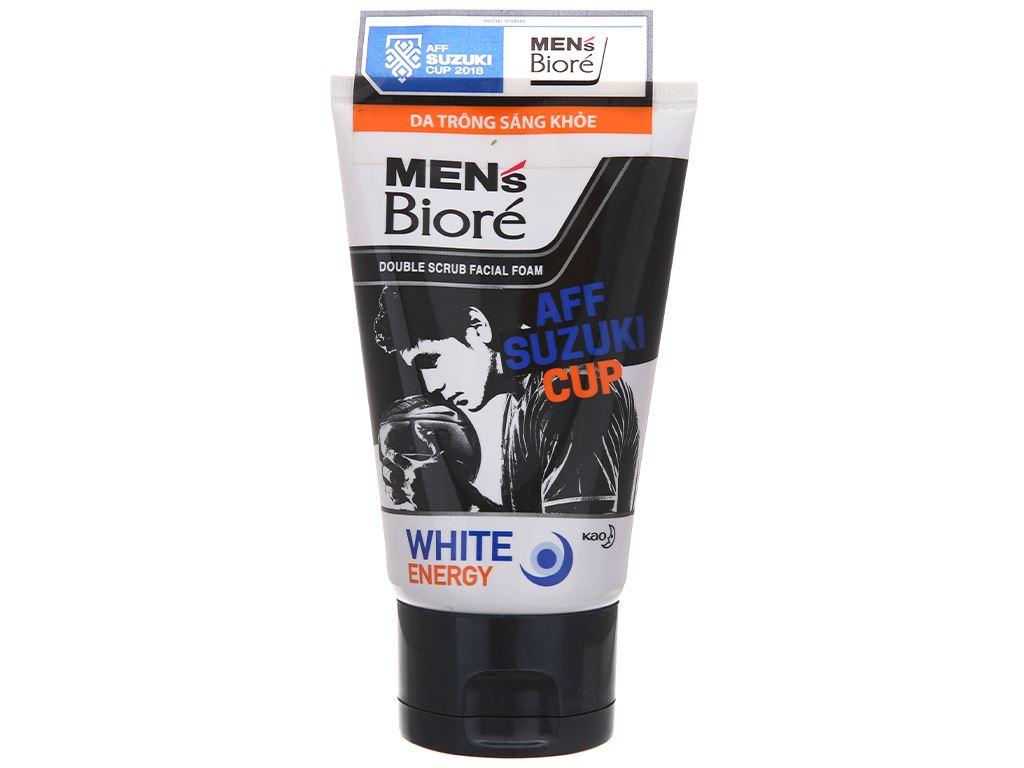 Sữa rửa mặt Bioré Men có hạt sạch sâu da sáng khỏe 100g 2