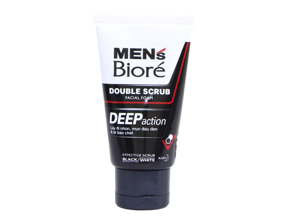 Sữa rửa mặt Men's Bioré sạch sâu 50g 2