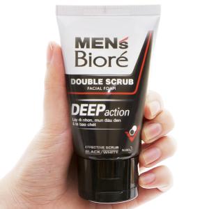 Sữa rửa mặt Men's Bioré sạch sâu 50g
