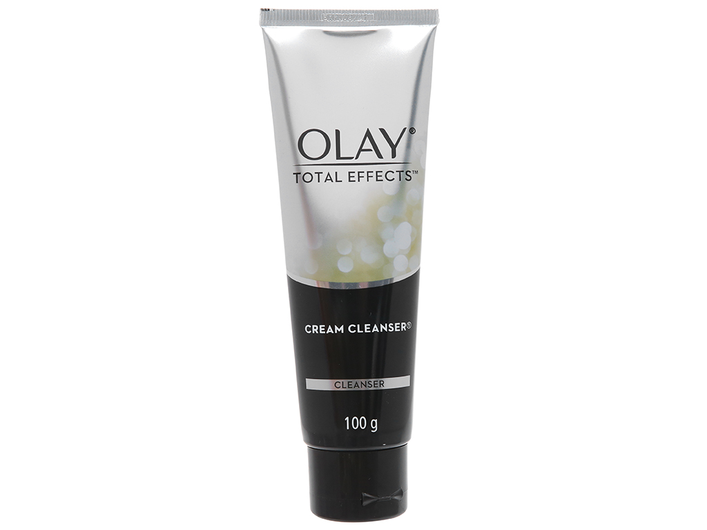 Sữa rửa mặt Olay Total Effects Cream Cleanser 7 in 1 100g 1